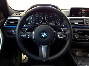 BMW 320d xDrive Sedan (source - ThrottleChannel.com) 17