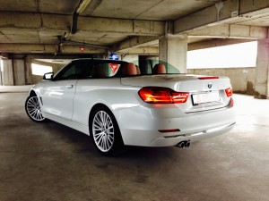 BMW 428i Convertible (source - ThrottleChannel.com) 05