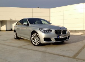 BMW 530d xDrive Gran Turismo (source - ThrottleChannel.com) 26