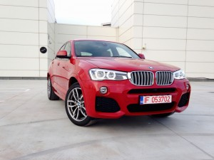 BMW X4 xDrive35i (sursa - ThrottleChannel.com) 001
