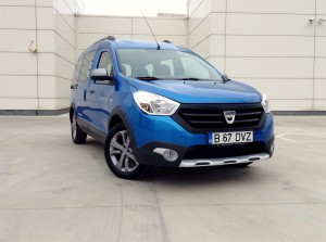 Dacia Dokker 1.5 dCi 90 (source - ThrottleChannel.com) 02