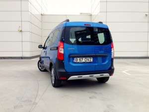 Dacia Dokker 1.5 dCi 90 (source - ThrottleChannel.com) 14