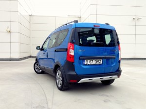 Dacia Dokker 1.5 dCi 90 (source - ThrottleChannel.com) 15