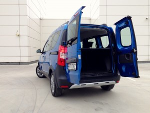 Dacia Dokker 1.5 dCi 90 (source - ThrottleChannel.com) 17