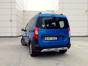 Dacia Dokker 1.5 dCi 90 (source - ThrottleChannel.com) 18