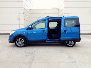 Dacia Dokker 1.5 dCi 90 (source - ThrottleChannel.com) 24
