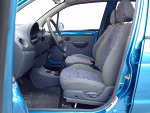 Daewoo Matiz (source - ThrottleChannel.com) 07