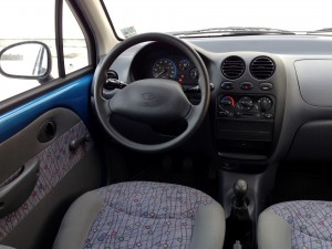 Daewoo Matiz (source - ThrottleChannel.com) 15
