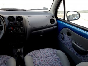 Daewoo Matiz (source - ThrottleChannel.com) 16