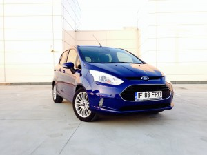 Ford B-MAX 1.0 EcoBoost 125 (source - ThrottleChannel.com) 01