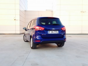 Ford B-MAX 1.0 EcoBoost 125 (source - ThrottleChannel.com) 02