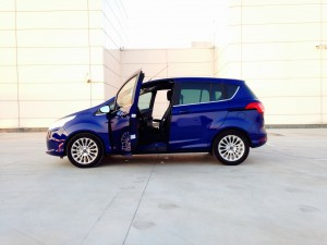 Ford B-MAX 1.0 EcoBoost 125 (source - ThrottleChannel.com) 05