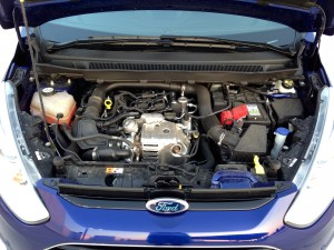 Ford B-MAX 1.0 EcoBoost 125 (source - ThrottleChannel.com) 08