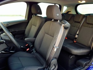 Ford B-MAX 1.0 EcoBoost 125 (source - ThrottleChannel.com) 14