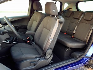Ford B-MAX 1.0 EcoBoost 125 (source - ThrottleChannel.com) 15