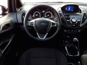 Ford B-MAX 1.0 EcoBoost 125 (source - ThrottleChannel.com) 17