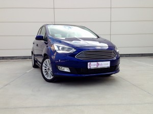 Ford C-MAX 2.0 TDCi 150 PowerShift (source - ThrottleChannel.com) 01