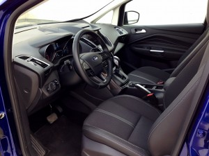 Ford C-MAX 2.0 TDCi 150 PowerShift (source - ThrottleChannel.com) 12