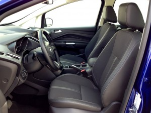 Ford C-MAX 2.0 TDCi 150 PowerShift (source - ThrottleChannel.com) 13