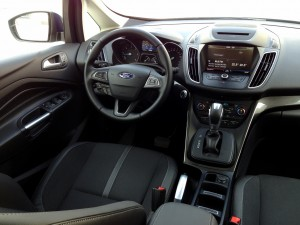 Ford C-MAX 2.0 TDCi 150 PowerShift (source - ThrottleChannel.com) 14