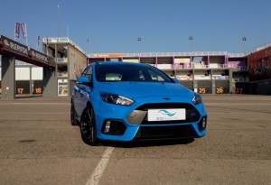 Ford Focus RS (source - ThrottleChannel.com) 01