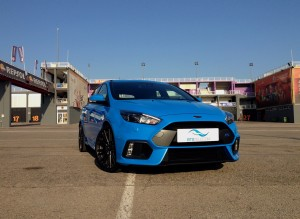 Ford Focus RS (source - ThrottleChannel.com) 02