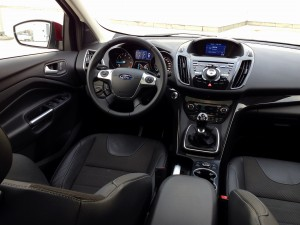Ford Kuga 2.0 TDCi (source - ThrottleChannel.com) 16