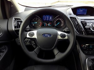 Ford Kuga 2.0 TDCi (source - ThrottleChannel.com) 19