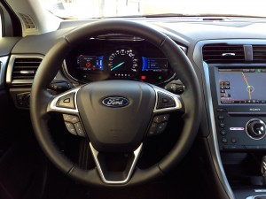 Ford Mondeo Hybrid (source - ThrottleChannel.com) 12