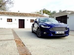Ford Mondeo 1.5 EcoBoost (source - ThrottleChannel.com) 002