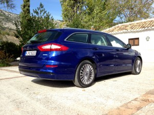 Ford Mondeo 1.5 EcoBoost (source - ThrottleChannel.com) 003