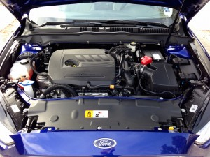 Ford Mondeo 1.5 EcoBoost (source - ThrottleChannel.com) 006