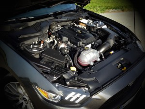 Ford Mustang Convertible 2.3 EcoBoost (source - ThrottleChannel.com) 08