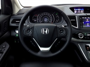 Honda CR-V FL AT9 (source - ThrottleChannel.com) 19