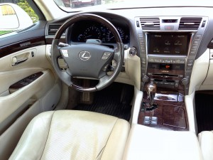 Lexus LS 600h L (source - ThrottleChannel.com) 07