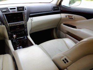 Lexus LS 600h L (source - ThrottleChannel.com) 08