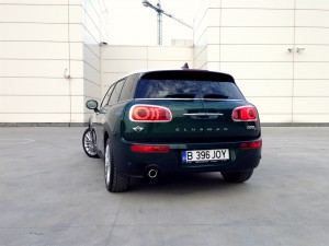 MINI Cooper D Clubman (source - ThrottleChannel.com) 08