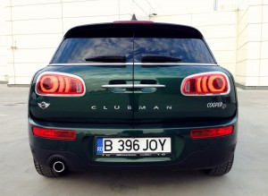 MINI Cooper D Clubman (source - ThrottleChannel.com) 09