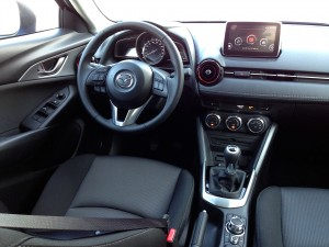 Mazda CX-3 (source - ThrottleChannel.com) 17