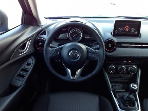 Mazda CX-3 (source - ThrottleChannel.com) 19