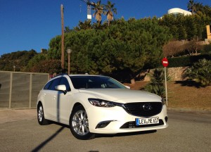 Mazda6 Wagon 2.2 SKYACTIV-D 150 AWD (source - Mazda) 02
