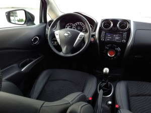 Nissan Note (source - ThrottleChannel.com) 004