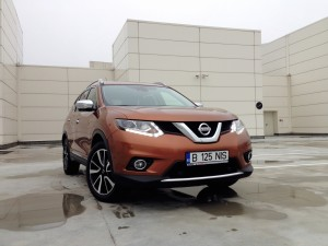 Nissan X-Trail 1.6 dCi (source - ThrottleChannel.com) 25