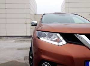 Nissan X-Trail 1.6 dCi (source - ThrottleChannel.com) 26