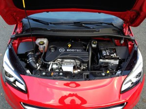 Opel Corsa 1.0 TURBO ECOTEC (source - ThrottleChannel.com) 13