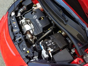 Opel Corsa 1.0 TURBO ECOTEC (source - ThrottleChannel.com) 14