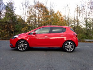 Opel Corsa 1.0 TURBO ECOTEC (source - ThrottleChannel.com) 15