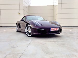 Porsche Boxster (source - ThrottleChannel.com) 002