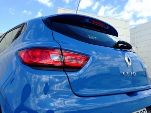 Renault Clio TCe 120 EDC (source - ThrottleChannel.com) 12