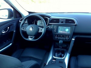 Renault Kadjar 1.5 dCi EDC (source - ThrottleChannel.com) 10